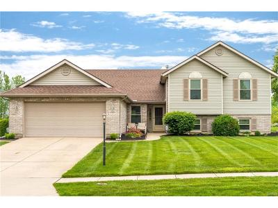 Huber Heights Single Family Home For Sale: 4625 Belmont Court