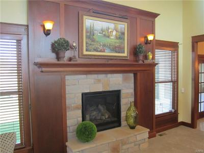 Troy Single Family Home For Sale: 738 Sedgwick Way