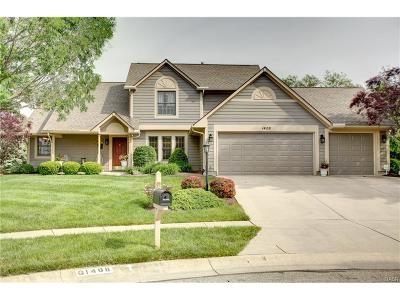 Bellbrook Single Family Home Active/Pending: 1406 Heritage Trace Court