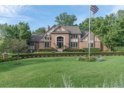 Kettering Single Family Home For Sale: 543 Timberlea Trail