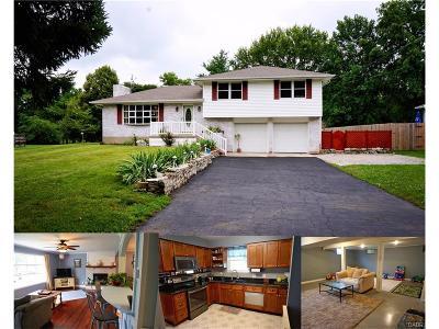 Jamestown Single Family Home For Sale: 4539 Navajo Trail