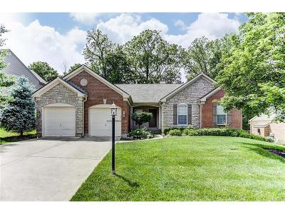 Bellbrook Single Family Home For Sale: 1901 Bellbrook Woods Court