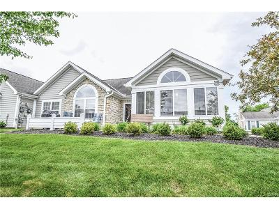 Tipp City Single Family Home For Sale: 4658 Cobblestone Drive