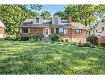 Kettering Single Family Home Active/Pending: 509 Claridge Drive