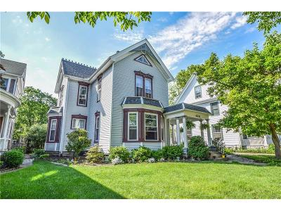 Troy Single Family Home For Sale: 414 Plum Street