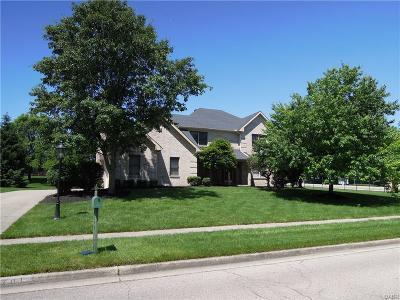 Beavercreek Single Family Home For Sale: 701 Southern Belle Boulevard