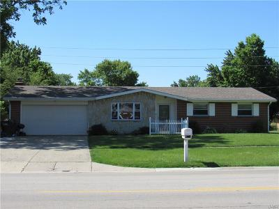 Englewood Single Family Home For Sale: 302 Wenger Road