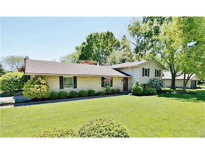 Single Family Home Sold: 7591 John Elwood Drive