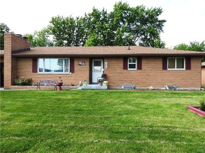 Vandalia Single Family Home Active/Pending: 213 Scott Avenue