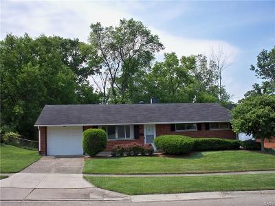 Huber Heights Single Family Home Active/Pending: 4948 Powell Road