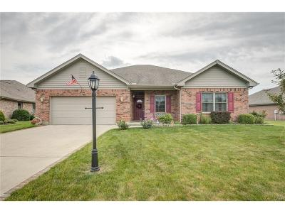 Xenia Single Family Home Active/Pending: 1969 Lakeview Drive