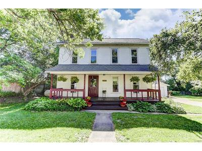 Tipp City Single Family Home For Sale: 9235 State Route 202