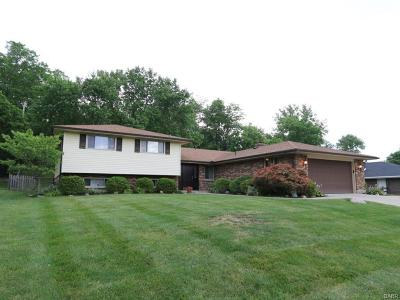 Centerville Single Family Home Active/Pending: 6360 Millbank Drive