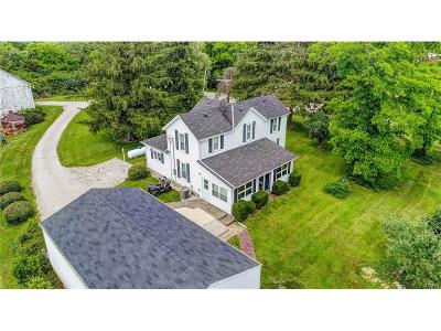 Tipp City Single Family Home For Sale: 5226 State Route 202