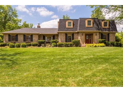 Centerville Single Family Home For Sale: 702 Grants Trail
