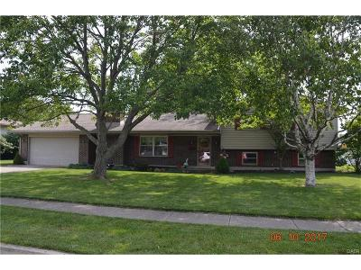 Single Family Home Sold: 316 Chris Dr