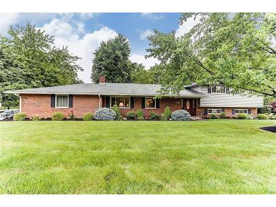 Centerville Single Family Home For Sale: 1725 Ambridge Road