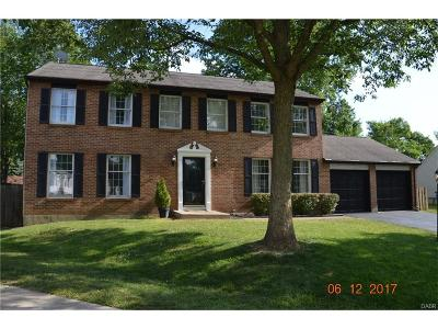 Single Family Home Sold: 4502 Circle Hill Court