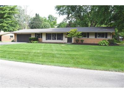 Bellbrook Single Family Home Active/Pending: 4165 Eckworth Drive