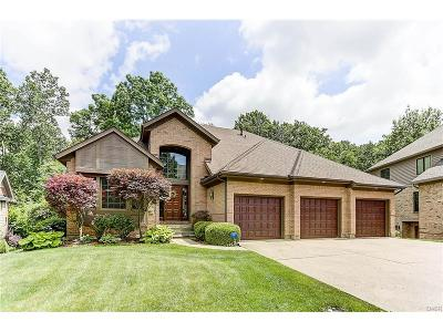 Centerville Single Family Home For Sale: 1920 Rustling Oak Court