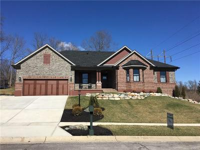 Bellbrook Single Family Home For Sale: 3812 Sable Ridge Drive