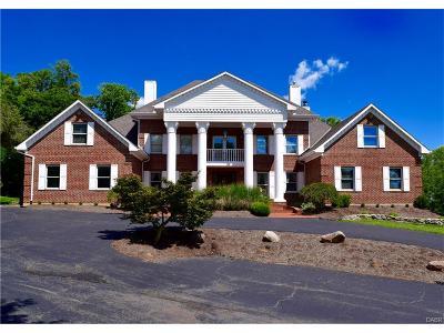 Dayton Single Family Home For Sale: 5885 Munger Road