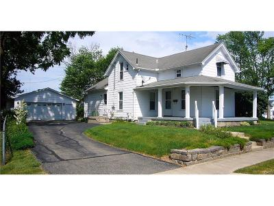 Brookville Single Family Home For Sale: 65 Clay St