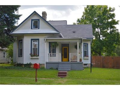Cedarville Single Family Home For Sale: 81 Main Street