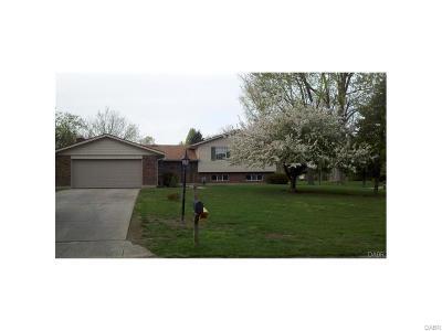 Beavercreek Single Family Home For Sale: 3464 Mill Run
