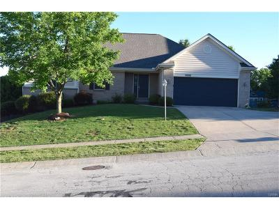Bellbrook Single Family Home Active/Pending: 3835 Polo Trace Court