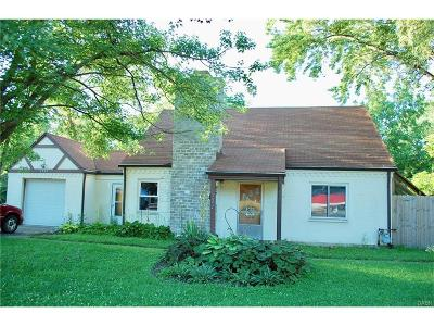 Beavercreek Single Family Home Active/Pending: 3892 Timberline Drive