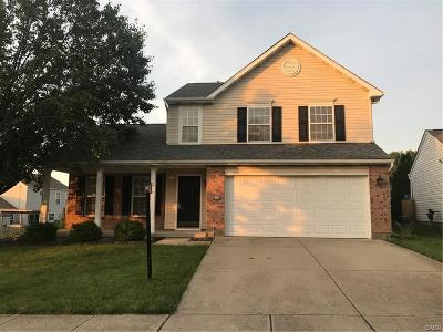 Springboro Single Family Home Active/Pending: 415 McDaniels Lane