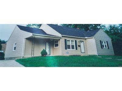 Dayton Single Family Home For Sale: 3221 Earlham Drive