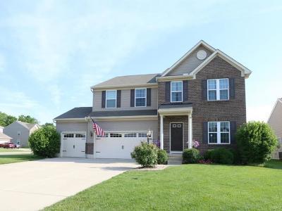 Beavercreek Single Family Home For Sale: 4228 Aley Drive