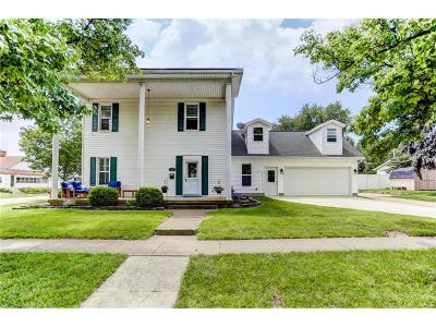 Tipp City Single Family Home Active/Pending: 30 Broadway Street