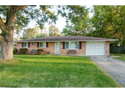 Vandalia Single Family Home For Sale: 1033 Bosco Avenue