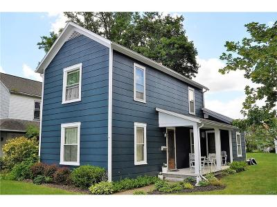 Tipp City Single Family Home For Sale: 327 5th Street