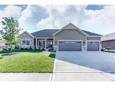 Troy Single Family Home For Sale: 503 Meadow Bridge Way