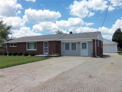 Enon Single Family Home For Sale: 7276 New Horizon Avenue