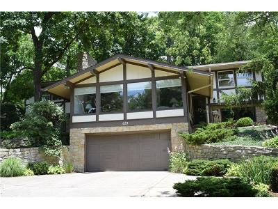 Kettering Single Family Home Active/Pending: 633 Laurelann Drive
