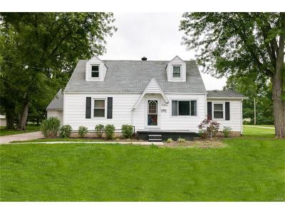 Enon Single Family Home Active/Pending: 211 Western Avenue