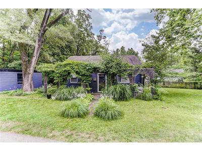 Yellow Springs Single Family Home For Sale: 111 Tower Court