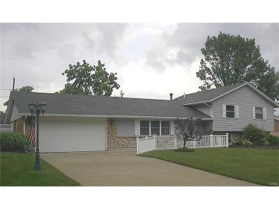 Centerville Single Family Home For Sale: 2319 Lantern Hill Drive