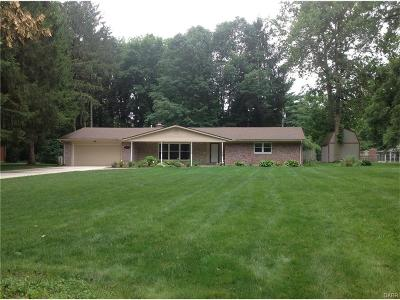 Bellbrook Single Family Home Active/Pending: 4179 Woodedge Drive
