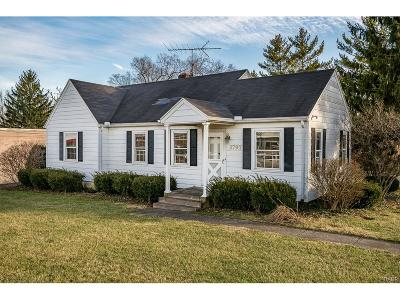 Beavercreek Single Family Home Active/Pending: 3797 Dayton Xenia Road