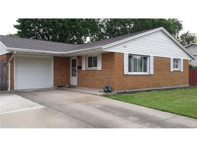 Enon Single Family Home For Sale: 3951 Raymond Drive