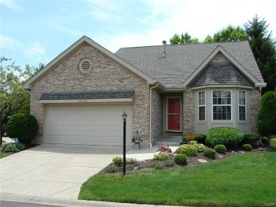 Centerville Single Family Home For Sale: 1464 Ashworth Court