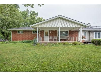 Xenia Single Family Home For Sale: 843 Us Route 68