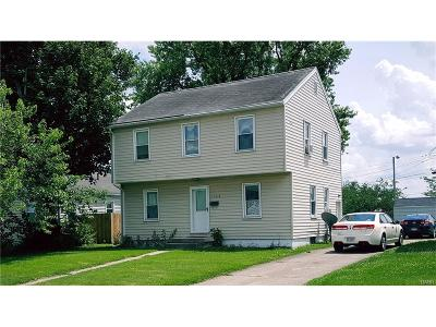 Fairborn Multi Family Home For Sale: 306 Middle Street