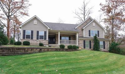 Dayton Single Family Home For Sale: 410 Claxton Glen Court